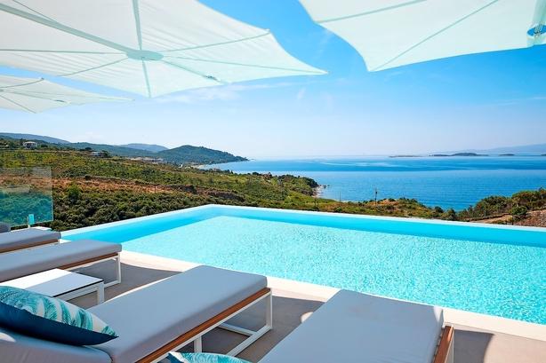 Græsk luksus på Aristoteles' hjemegn