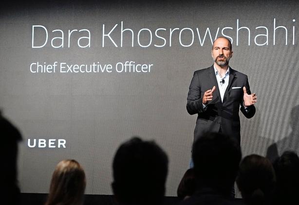 Uber ræser mod årets største børsnotering: Gammeldags taxiselskab eller skalerbar teknologivirksomhed?