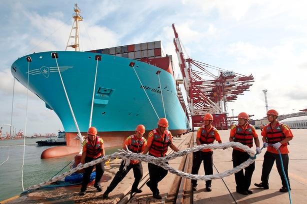 EU gransker statsstøtte der gør ondt på Mærsk