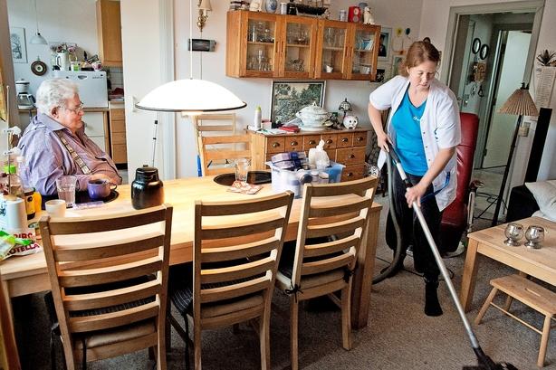 Bjørnskov: Udlicitering af hjemmepleje giver velfærd