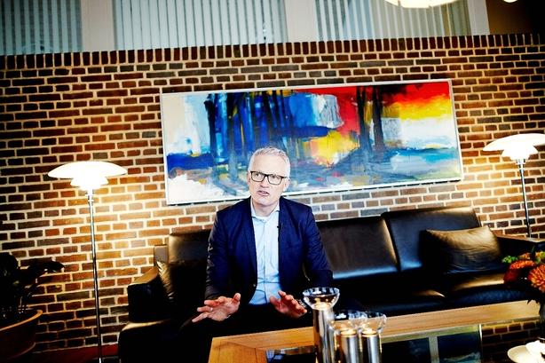 Grundfos-udflytning splitter topchef og Niels Due Jensen