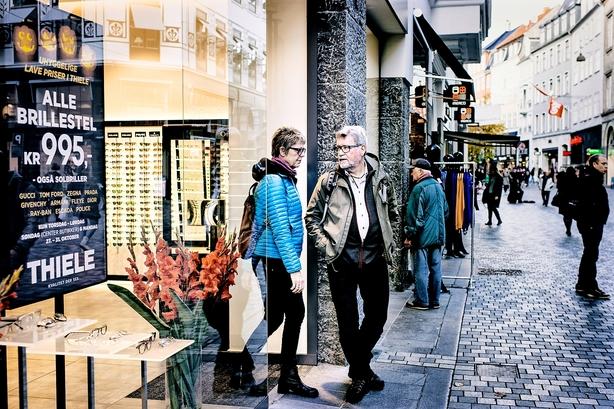 Sky rigmand vil sælge ud af 200 år gammel brillekæde