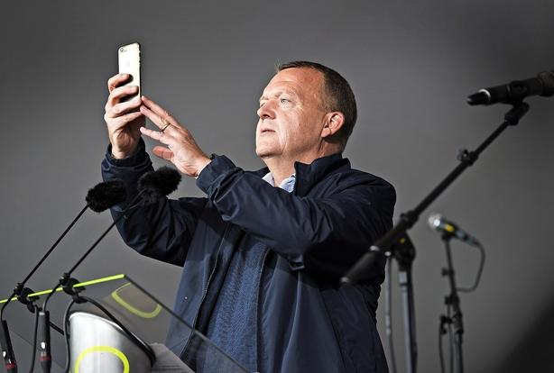 Venstre høster vælgere før Løkkes vilde efterår