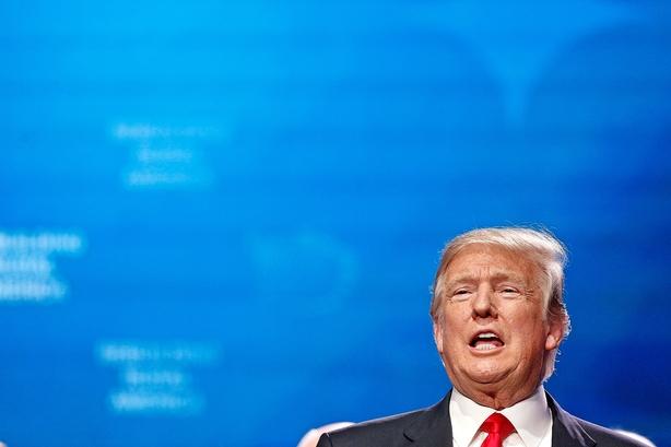 Eksperter: Trumps første år er båret af held