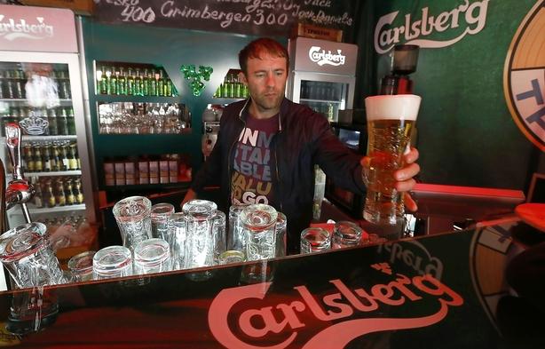 Glasnost på vej for Carlsberg
