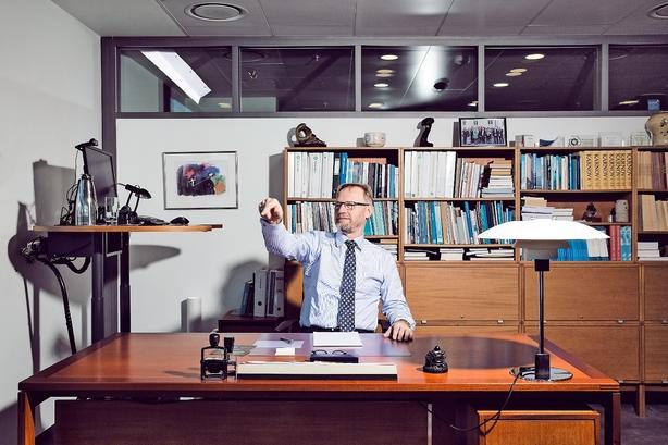 """Anders Dam: """"Et stykke vej før Nykredit er konkurrencedygtige"""""""