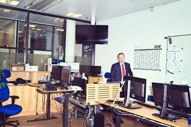 """DFDS-boss i hård kamp mod hackere: """"Vi ved, at en dag går det galt"""""""