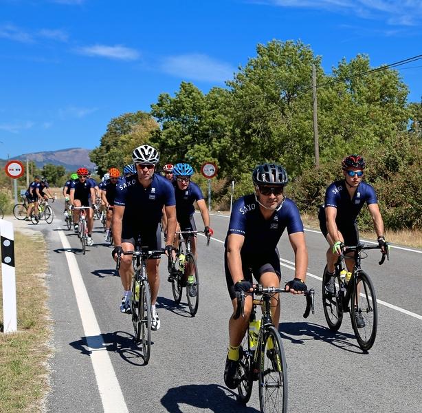 Voks, vin og Vuelta med topcheferne