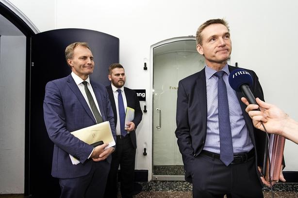 Danskerne siger nej til lavere personskat