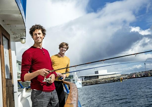 Iværksættere vil skabe lystfiskerportal