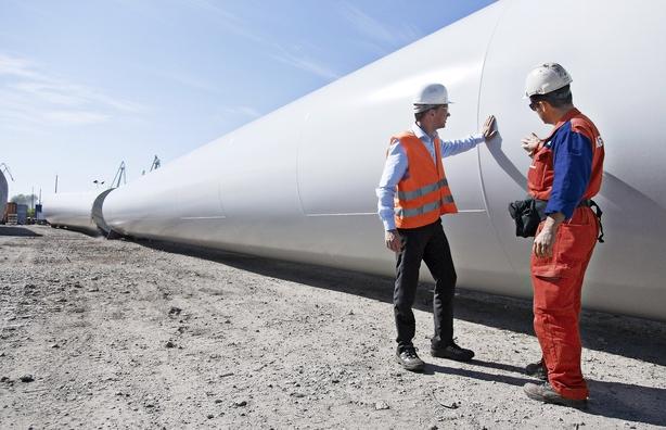 Ny maling skal skabe grønnere vindmøller