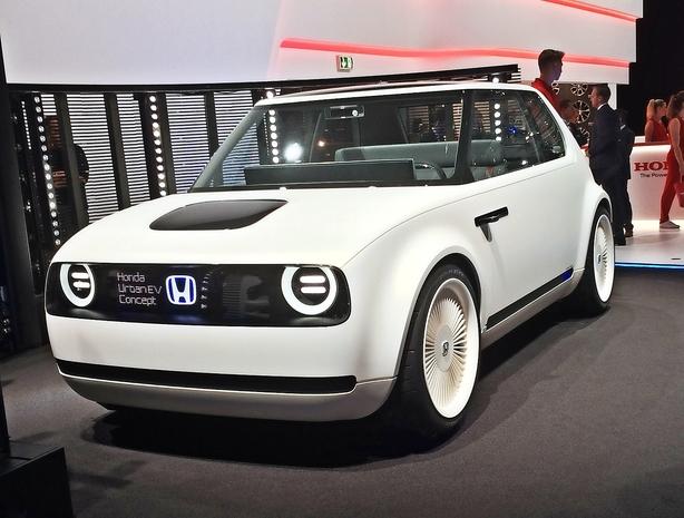 Hondas eldrevne charmetrold