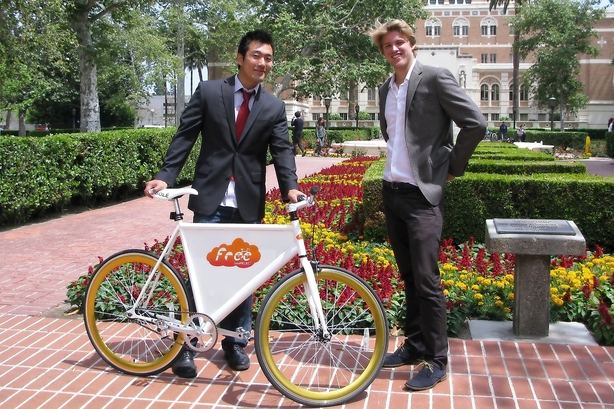 Dansk cykelprojekt med succes