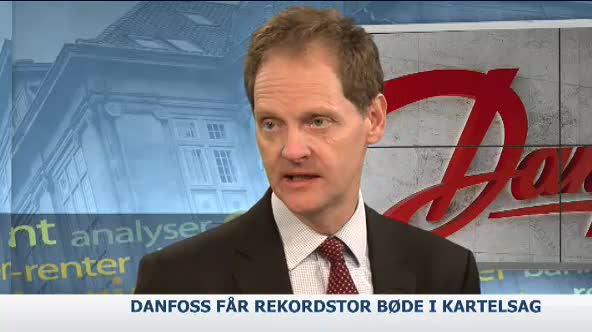 Niels Lunde: Meget alvorlig sag for Danfoss