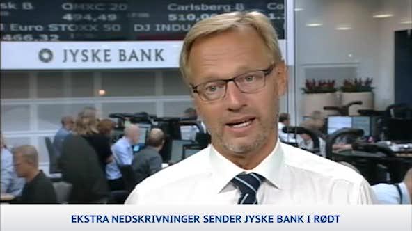 Anders Dam rokerer rundt på lederhold
