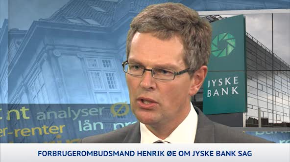 Forbrugerombudsmand: Jyske Bank overtrådte reglerne