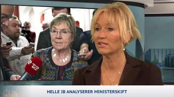 Investor 1000: Marianne Jelved er et oplagt valg
