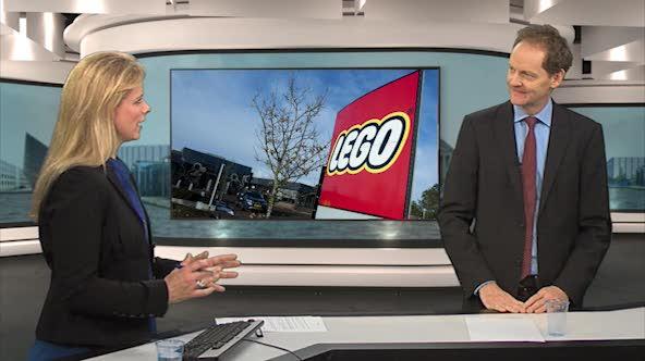 Niels Lunde: Sådan bygger Lego sin succes