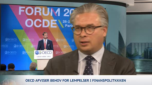 Thomas Bernt: Regeringen må være glad for OECD-opbakning