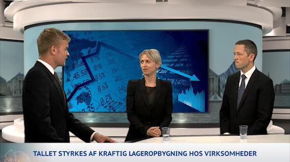 Økonomer: Dansk økonomi venter stadig på bedring