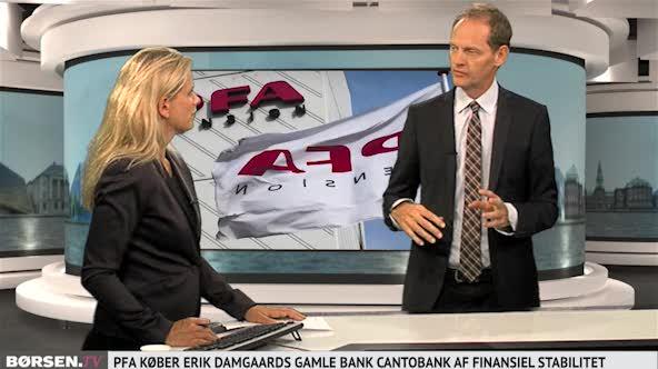 Lunde: Vigtigt for PFA at fastholde kunder